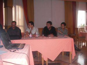 2011الجلسة الأولى للمكتب الوطني  المديري